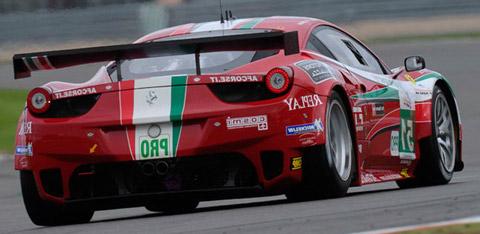 Circuito Vallelunga : A vallelunga il secondo aci racing weekend testmotori