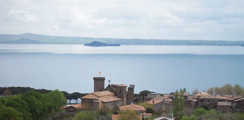 lago di bolsena (vt) - informazioni turistiche - Soggiorno Lago Di Bolsena