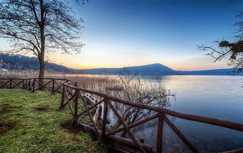 Risultati immagini per monte venere lago di vico